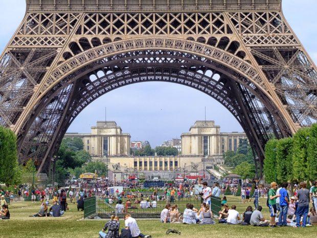 Fêter le printemps à Paris