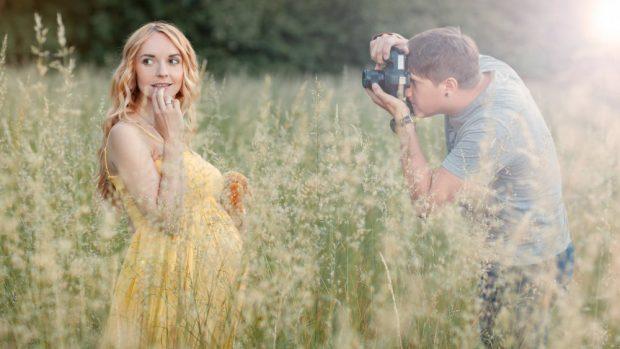 Prenez de belles photos pour mémoriser votre grossesse