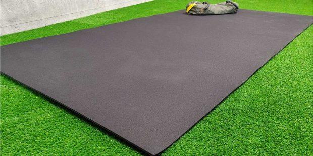 Le matelas de sol de qualité