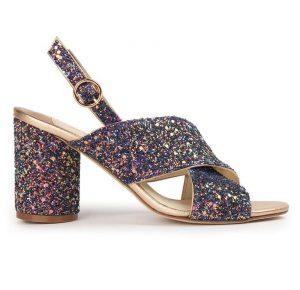 chaussure paillette