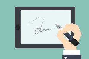 Pourquoi passer à la signature électronique